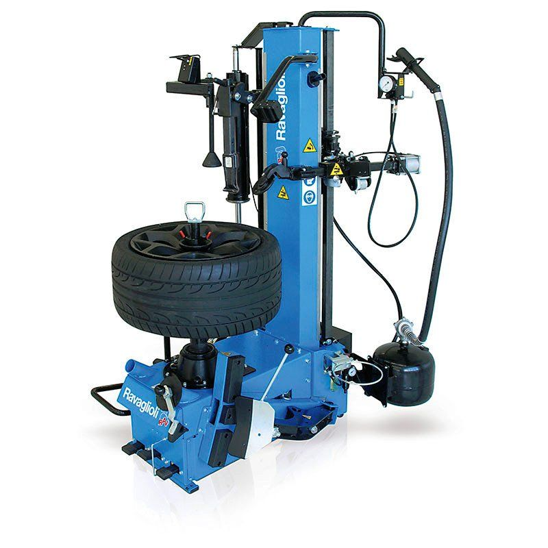 Ae Technologies Inc Hollstein Heavy Duty Rim Clamp Tire Changer