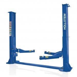 HOLLSTEIN 2 Post Floorplate Lift 12000 lbs Capacity