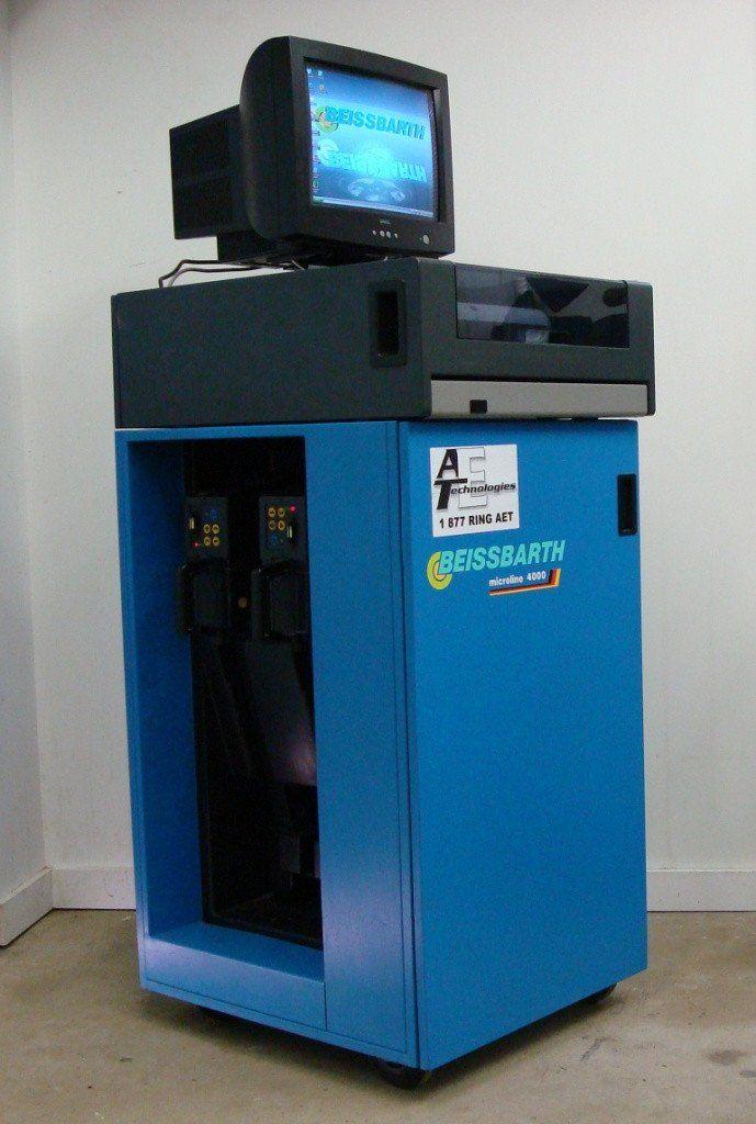 Ae Technologies Inc Beissbarth Ml 4000 Alignment Computer