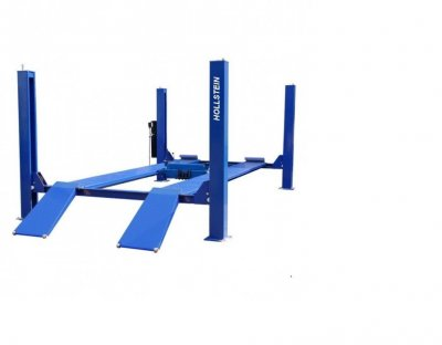 HOLLSTEIN 4Post Cable Drive Lift
