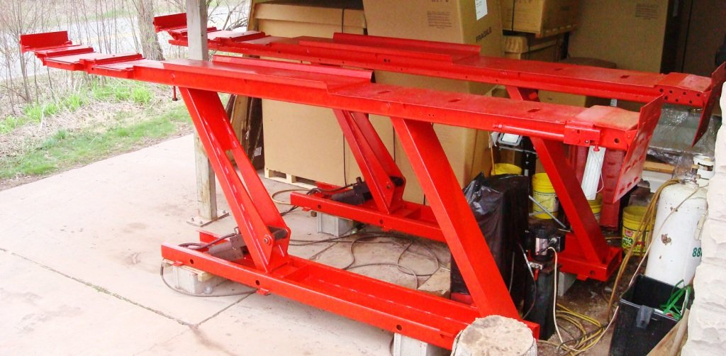 Ae Technologies Inc Hunter Scissor Lift
